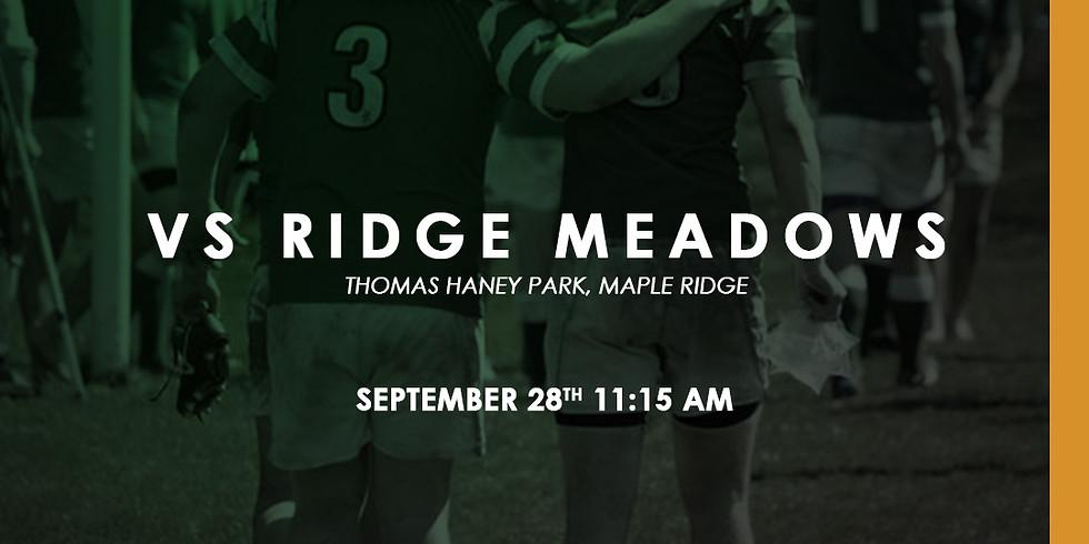Kats vs Ridge Meadows