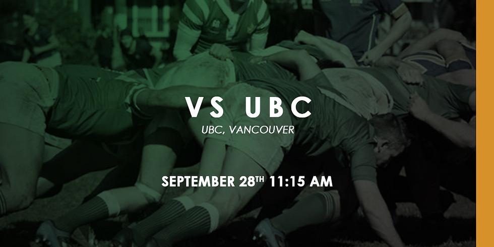 Kats vs UBC