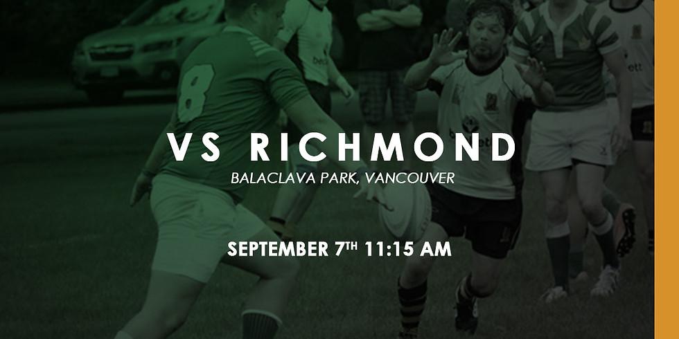 Kats vs Richmond