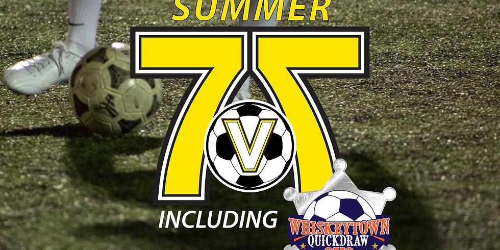 Summer 7v7 Adult League