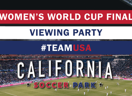 Come Cheer on TEAM USA!
