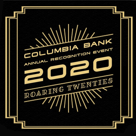 Columbia Bank Annual Recognition