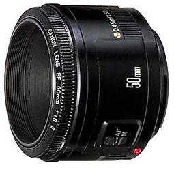 50 mm f/1.8