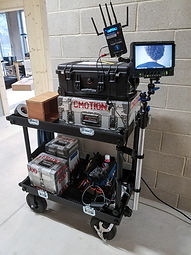 Roulante caméra