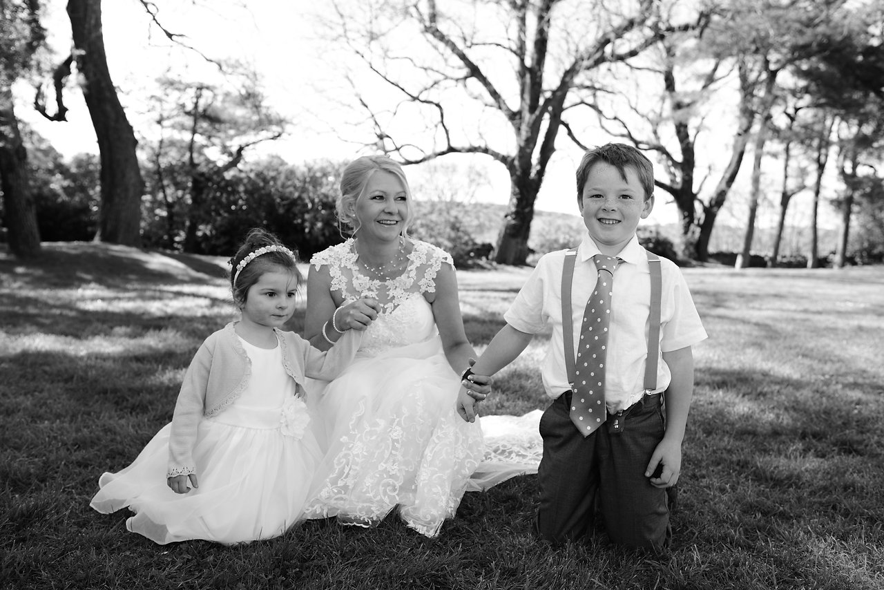 Wedding, wedding dress, llechwen hall, welsh wedding