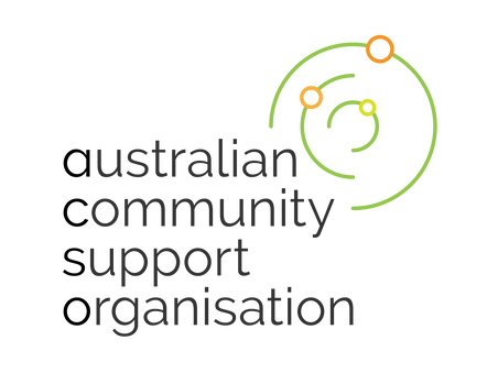 Introducing ACSO's new logo