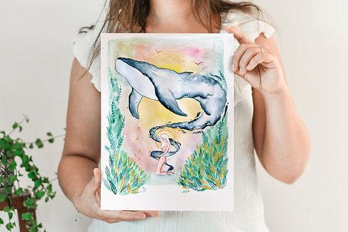 Grand-Mère Baleine