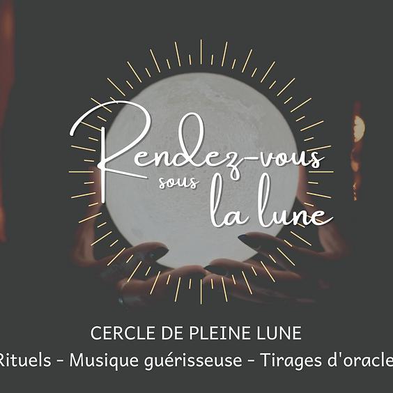 RENDEZ-VOUS SOUS LA LUNE 27.02
