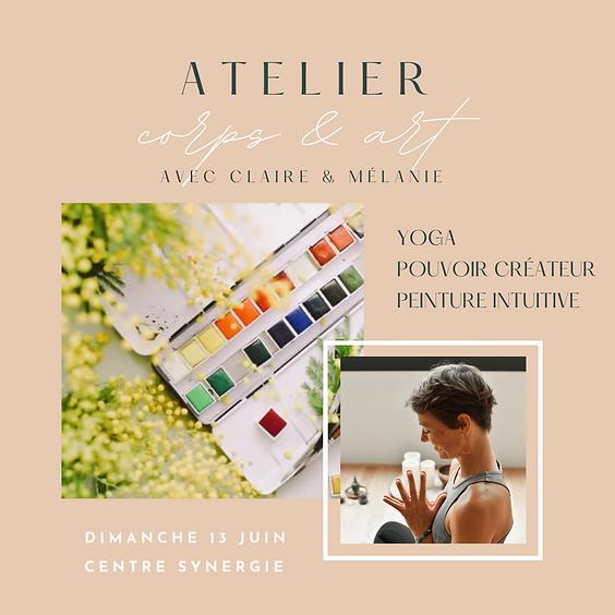 """Atelier """"Corps et Art"""""""