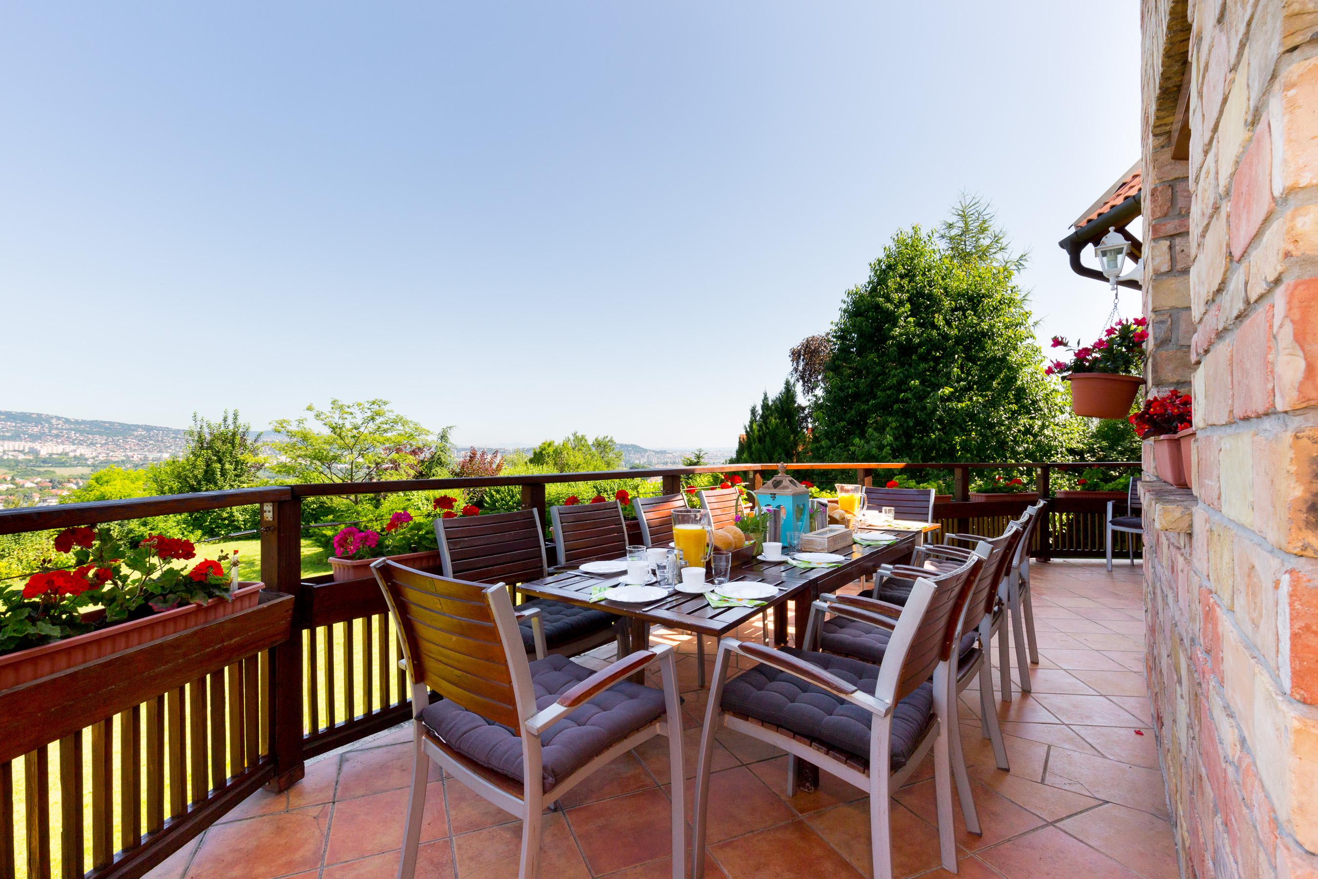 Panorama terrace