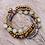 Thumbnail: Pulsera de cuentas de piedras preciosas