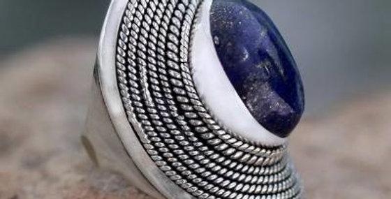 خاتم اللازورد