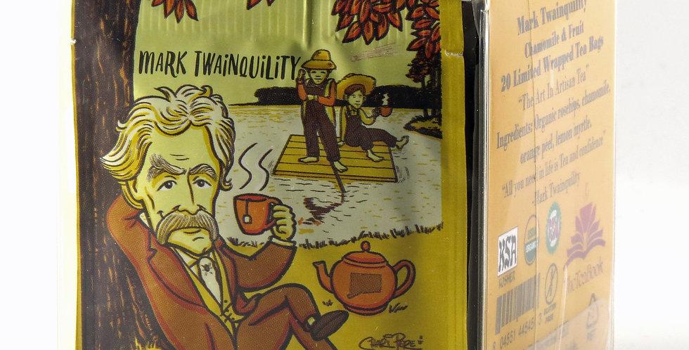 Mark Twainquility Twain - Organic Chamomile & Fruit