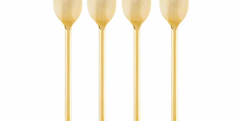 Moderne Teaspoons Set of 4