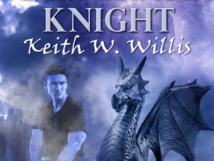It's the Cover Reveal for DESPERATE KNIGHT