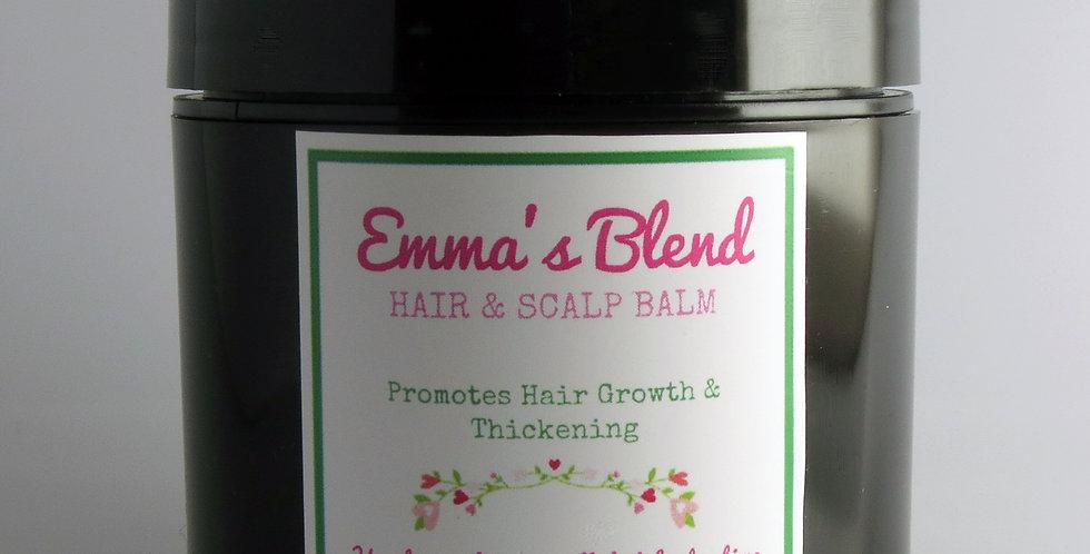 Emma's Blend Hair & Scalp Balm 4 oz.