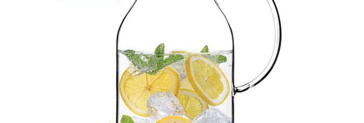 Jumbo Glass Carafe 67.5 fl.oz. Stove Top Safe