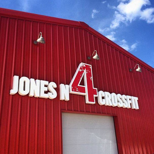 Jones N 4 Crossfit