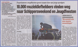 SW35 - Nieuwsblad