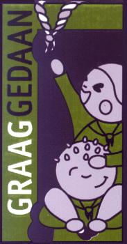 GRAAG GEDAAN