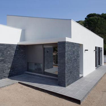 Projetes d'edificiació - Vivenda Riells i Viabrea