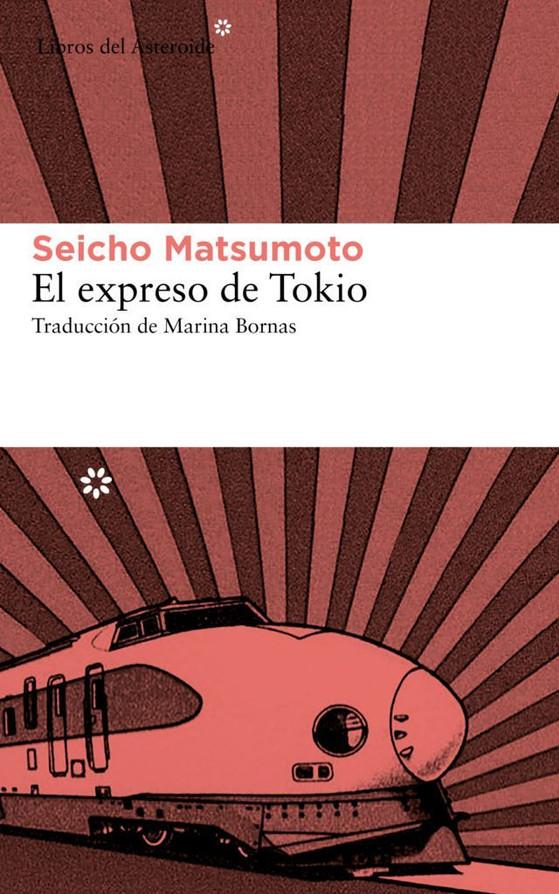 Día del Libro: Reseña de 'El Expreso de Tokio' de Seicho Matsumoto