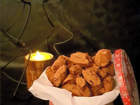 Recette de Noël : Truffes Notzino au chocolat noir et chocolat au lait