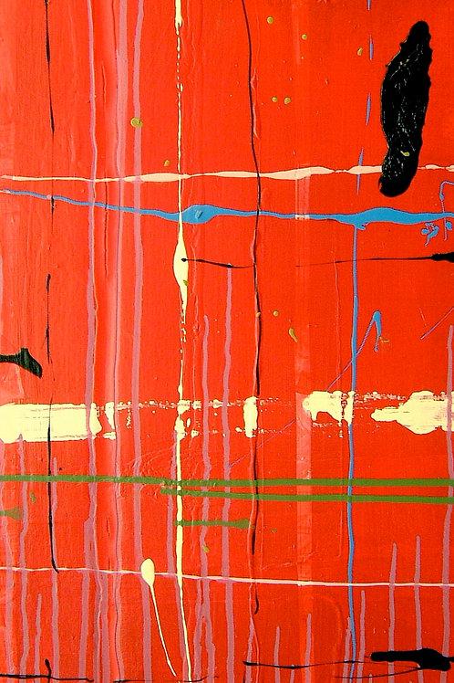Wallpaper Reverie 11 X 14 Print