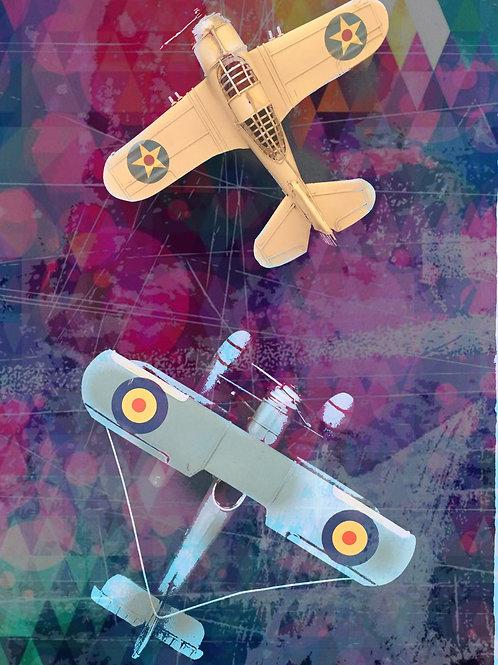 Vintage Planes II