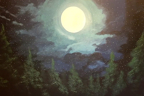 Under the Big Bright Moon