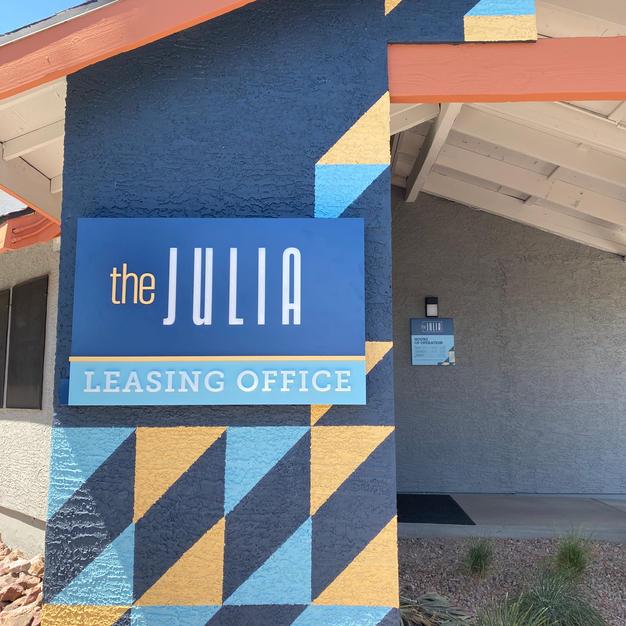 THE JULIA