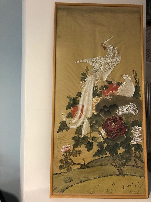 Japonski akvarel - 1. polovica 20. stoletja