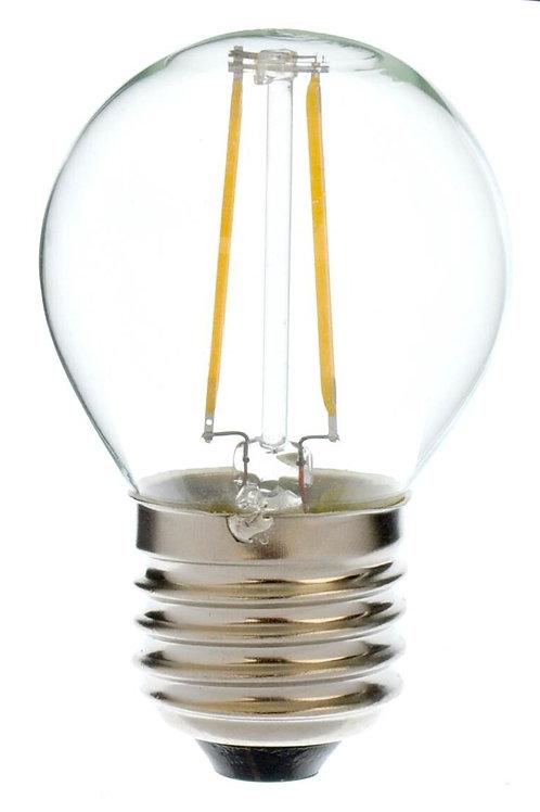2W LED Clear Filament Bulb for Festoon