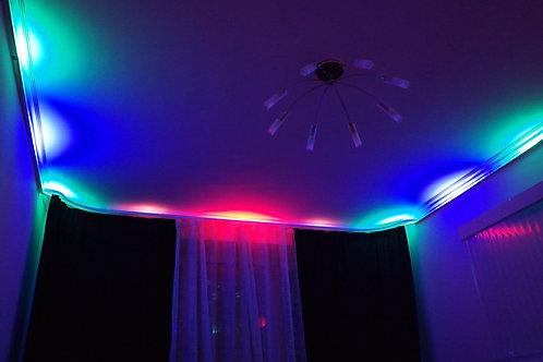 Firefly - music lighting controller