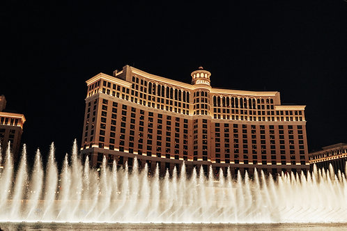 Welcome to Las Vegas - Photo Print