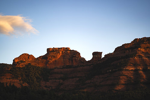 Sedona Light - Photo Print