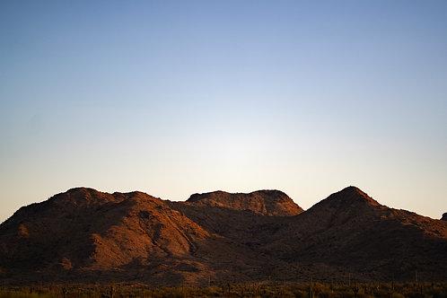 Arizona Sunset - Photo Print