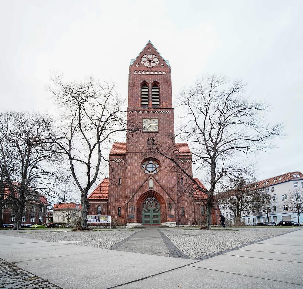 Pfarrkirche St. Antonius von Padua, Berlin-Schöneweide