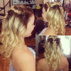 styleup your hair