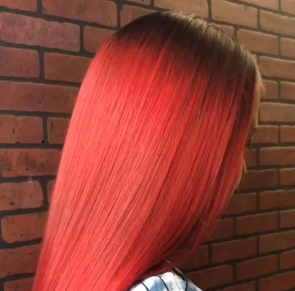 Red Hot Summer Hair