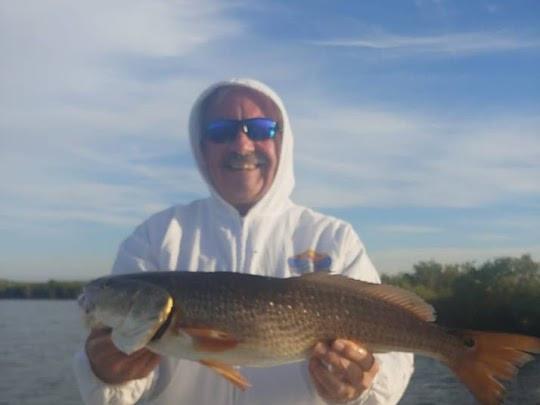 Fishing with Capt. Matt Locklear Homosassa, Florida