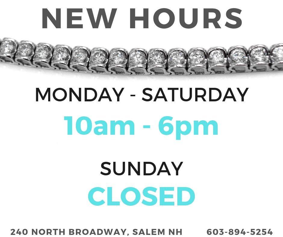 Atwood Jewelers Store hours