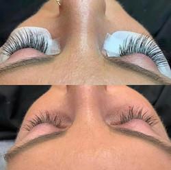 eyelashes sping hill