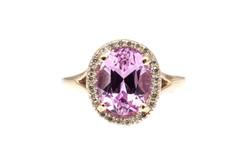 pink halo