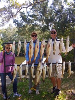 Hunt the fish