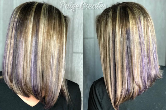 purple peeks and pops of blonde.jpg
