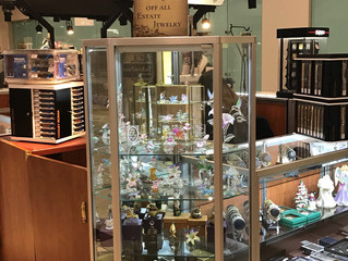 Holiday Estate Jewelry Shopping @ Repair Palace Leominster MA