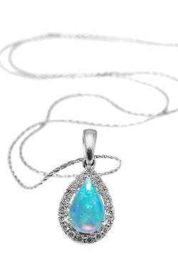 atwood jewelers Opal Pendant
