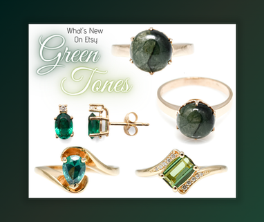atwood jewelers green tones