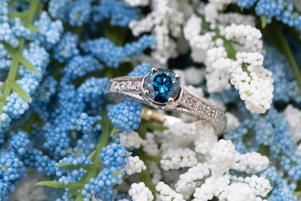 atwood jewelers blue  blue blue